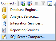 Create SQL Compact